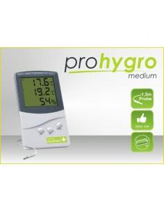 Thermo-hygro - MEDIUM +...